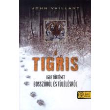 John Vaillant A TIGRIS - IGAZ TÖRTÉNET BOSSZÚRÓL ÉS TÚLÉLÉSRŐL - FŰZÖTT irodalom