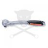 "Jonnesway Tools Crowa racsnis kulcs 3/8"" 72 fogú hajlított (R3403)"