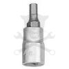 """Jonnesway Tools Rátűzőkulcs - crowa+bit 1/4"""" imbusz 06 mm (S09H206)"""