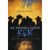 Jörg Kastner AZ ÖRDÖG SZÍNE KÉK - FÉNY ÉS ÁRNYÉK AMSZTERDAM ARANYKORÁBAN