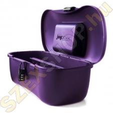 Joyboxx Higiénikus tárolódoboz - lila egyéb erotikus kiegészítők nőknek
