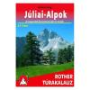 Júliai-Alpok túrakalauz / Bergverlag Rother