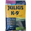 Julius-K9 GF Hypoallergenic Utility Dog Adult Lamb & Herbals 10kg