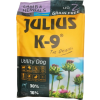 Julius-K9 GF Hypoallergenic Utility Dog Puppy & Junior Lamb & Herbals 340g