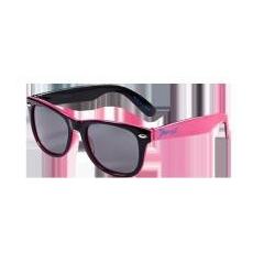 Junior Banz Flyer Dual gyermek napszemüveg - Fekete/pink 1 db