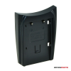 Jupio akkumulátor töltő adapter Panasonic CGA-S005, Sanyo DB-60, DB-65 Fuji NP-70, Pentax D-Li106...