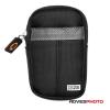 Jupio Xize TravelCase közepes kompakt tok, fekete