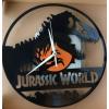 Jurassic World bakelit falióra