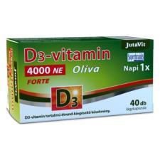 JUTAVIT D3-VITAMIN 4000 NE OLÍVA 40 DB vitamin és táplálékkiegészítő