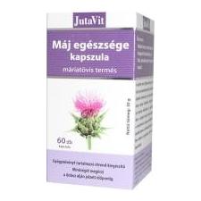 JutaVit Máj egészsége kapszula 60 db gyógyhatású készítmény