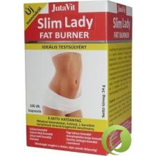 Jutavit Slim Lady Fat Burner Kapszula 100 db táplálékkiegészítő