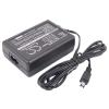 JVC AP-V16E Hálózati töltő tápegység, adapter JVC utángyártott (AP-16U)