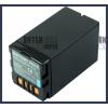JVC GR-D340EK 7.4V 3900mAh utángyártott Lithium-Ion kamera/fényképezőgép akku/akkumulátor