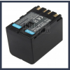 JVC GR-DVL157 7.2V 3400mAh utángyártott Lithium-Ion kamera/fényképezőgép akku/akkumulátor