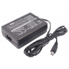 JVC LY21103-009C Hálózati töltő tápegység, adapter JVC utángyártott (AP-16U)