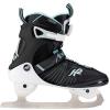 K2 Alexis Ice Boa FB Black/Teal - 37