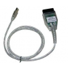 K+DCAN usb autódiagnosztikai kábel inpa kompatibilis Bmw hez K + CAN
