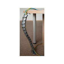 Kábelfelvezető (Műanyag kábelfelvezető csatorna) irodabútor