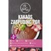 Kakaós Zabpuding por - 300g