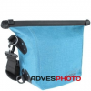 Kalahari Fotós táska esőálló, OKAVANGO W-11, fotós elválasztó betéttel vászon oldaltáska, válltás...