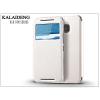 Kalaideng HTC One M9 flipes tok - Kalaideng Sun Series View Cover - white