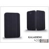 Kalaideng Samsung N5100 Galaxy Note 8.0 tok (Book Case) - Kalaideng Oscar Series - dark blue