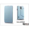 Kalaideng Samsung SM-G900 Galaxy S5 flipes tok - Kalaideng Swift Series - turquoise blue