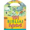 Kálvin Kiadó Bethan James: 101 bibliai fejtörő - Színes matricákkal