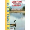 Kanada nyugati és északi része atlasz - ITM