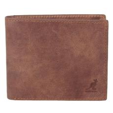 Kangol pénztárca - Kangol Patriot Wallet Cognac