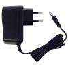 Kapcsolóüzemű, dugasztáp, adapter kialakítású, 12VDC, 1A, AD 12V/1000mA
