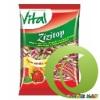 Karamell Vital Zizitop Vegyes Gyümölcsös 25 g