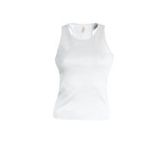 KARIBAN női trikó, fehér (Kariban női trikó, fehér)