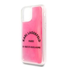 Karl Lagerfeld tok Pink (KLHCN61GLTRSL) Apple Iphone 11 készülékhez tok és táska