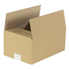Kartondobozok, 100 x 200 x 150 mm papírárú, csomagoló és tárolóeszköz