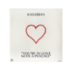 Kasabian You're in Love with a Psycho (Vinyl LP (nagylemez))