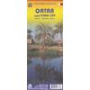 Katar és Doha térkép - ITM