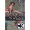 Katherine Mansfield The Garden Party - Oxford Bookworms Library 5 - MP3 Pack