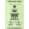 Kathmandu Valley térkép (No1.) - Schneider Trekking