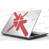 KaticaMatrica.hu Laptop Matrica - Egyszerű és modern