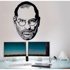KaticaMatrica.hu Steve Jobs tapéta, díszléc és más dekoráció