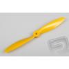 Kavan légcsavar 8x6 sárga nylon