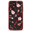 Kavaro Apple iPhone 8 Plus Honeybee swarovski hátlap tok, piros