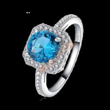 Kék köves gyűrű gyűrű