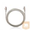 KELine PC-C6-S-030 STP patch kábel, Kategória 6, LSOH 3m