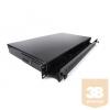 KELine RAB-FO-X05-SL Kihúzható patch panel 24 x ST-ST vagy FC-FC toldóhoz, üres
