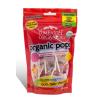 Kelly's YumEartH Organic gyümölcs nyalókák 125+ kínáló