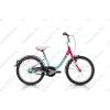 """KELLYS Cindy 2018 20""""-os gyerekkerékpár aluminium monováz, City felsz., kontra fék, zöld"""