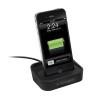Kensington Fekete Apple iPhone 3G/3GS/4G/4GS Dokkoló Töltő szett