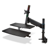 Kensington SitStand Workstation monitor tartó